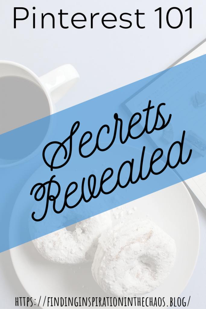 Pinterest Secrets Revealed