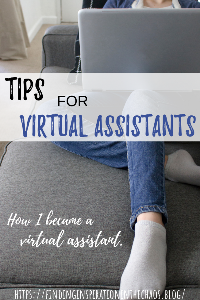 Tips for Virtual Assistants
