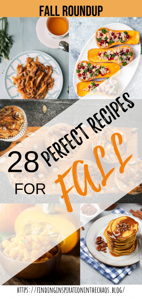 28 Recipes Perfect for Fal