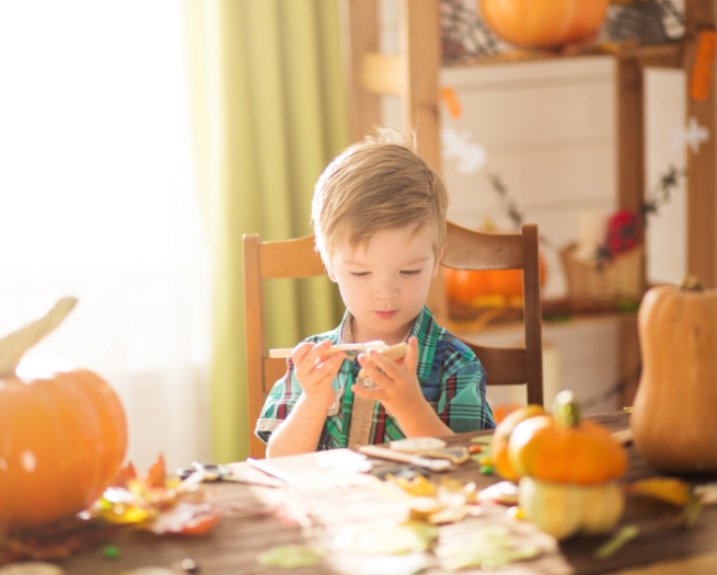 Halloween Activities for Kids and Toddlers