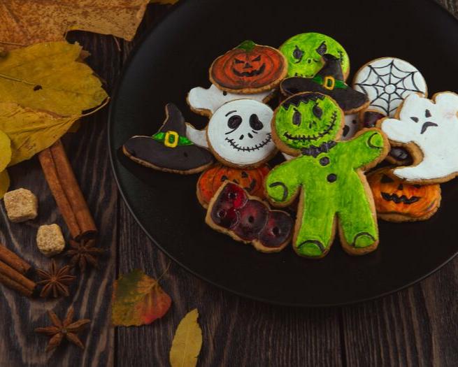 30+ Halloween Cookie Recipes