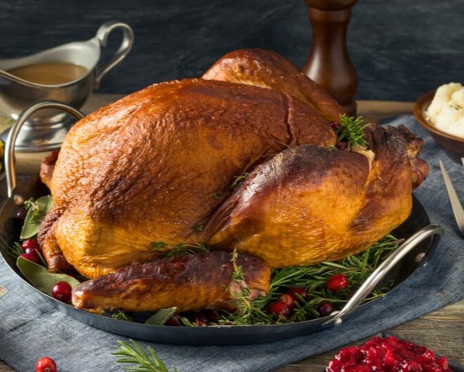 100+ Thanksgiving Recipes
