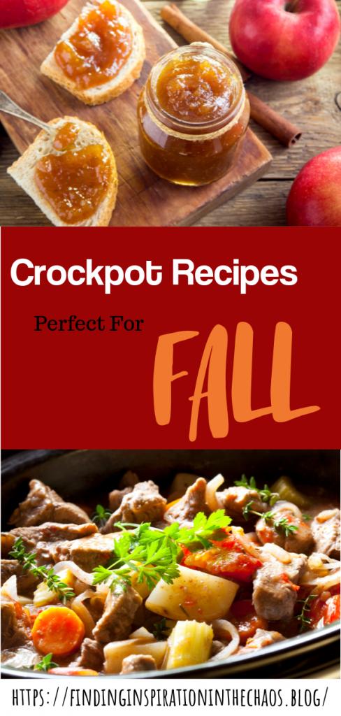 Crockpot Recipes Perfect For Fall