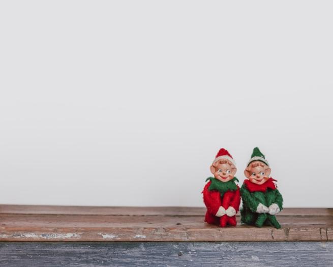 Grown-Up Christmas List Part 1