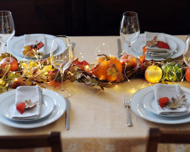 Tips for Hosting Thanksgiving