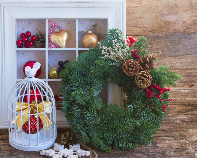 50 Christmas Decoration Ideas