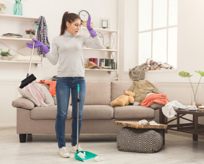 7 Tips To Declutter Your House
