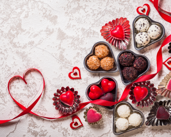 Perfect Recipes for Valentine's Day