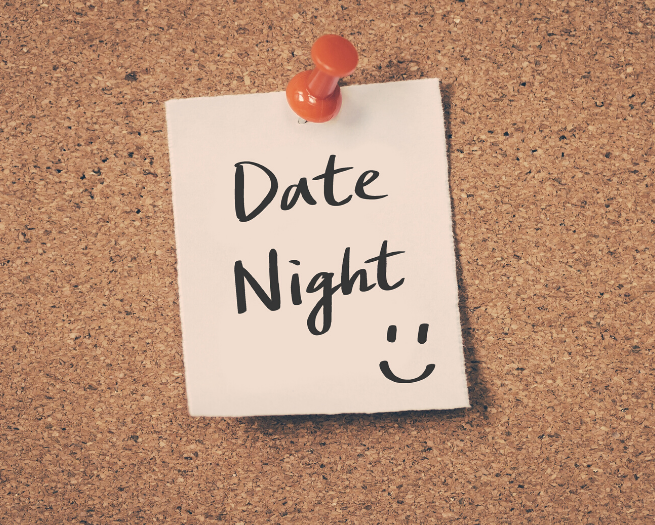 Stay At Home Dates For Parents