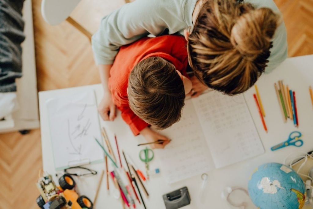 Tips To Stay Sane While Working From Home And Homeschooling