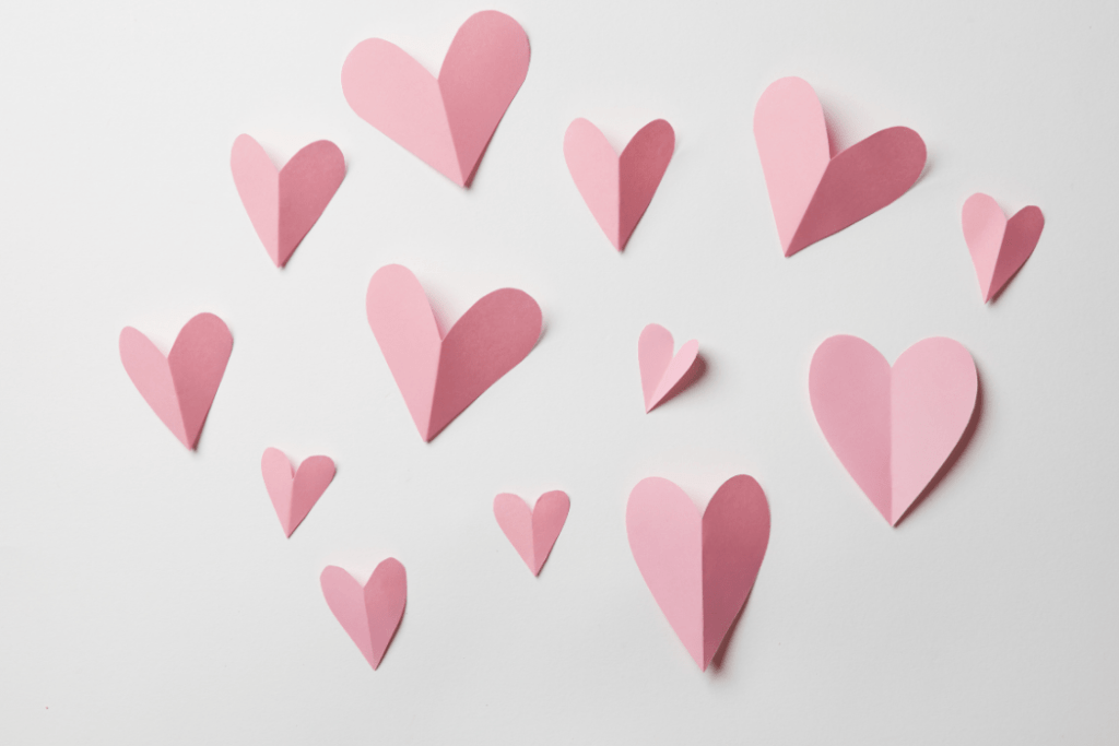 Heart Puffy Paint Tutorial for Valentines Day
